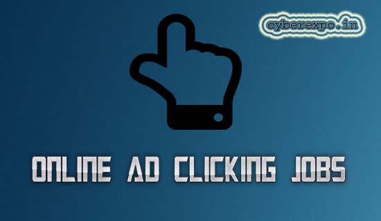 Online ad clicking jobs
