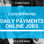 5 GOV. Daily Payments Online Jobs to Earn 45K